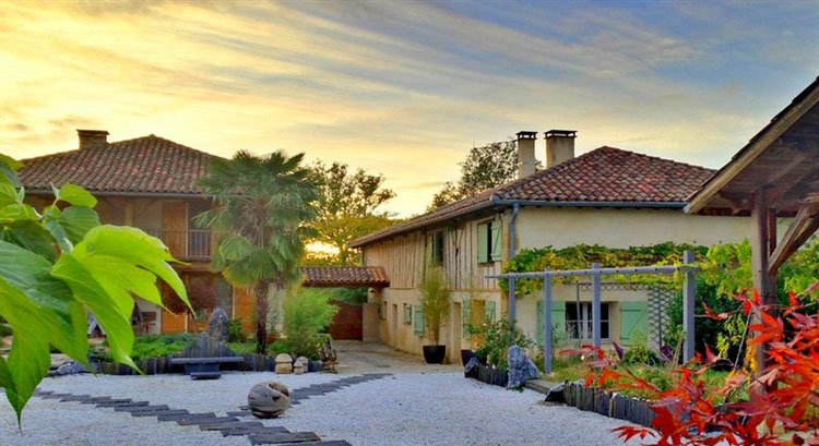 50 Acre Country Estate With Luxury Gite