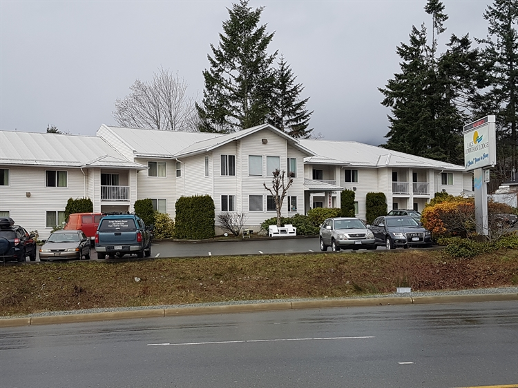Established Motel In Lake Cowichan